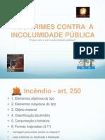 Crimes+contra+a+incolumidade+pública