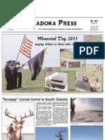 Kadoka Press, May 30, 2013