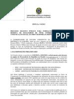 Edital 01 COMUNICACAO 2012