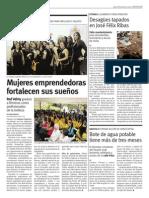 Gente en Positivo 29 Mayo Valmy Cadena Capriles