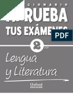 Solucionario Aprueba Lengua 2 Eso Oxford