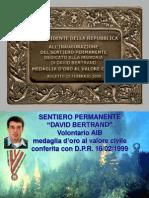 Sentiero David Bertrand