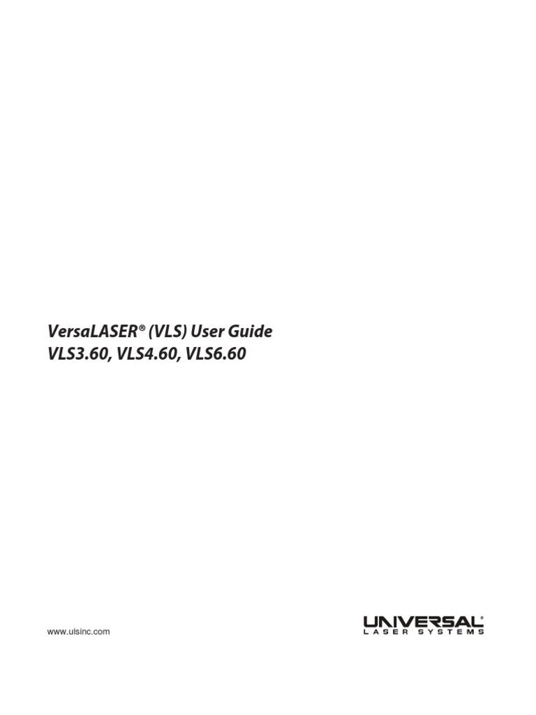 vls platform user guide electromagnetic interference printer rh scribd com