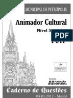 Fctp Superior Animador Cultural