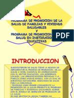 Expo de Programas de Promocion