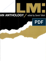 Film, An Anthology