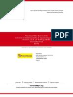 coeficientes de fiabilidad para escalas de respuesta categórica ordenada