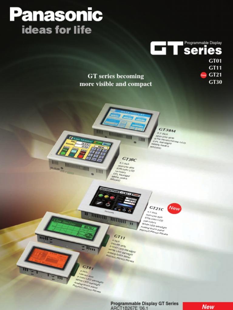 1  pcs new Matsushita GT11 AIGT2030B  Touch screen glass