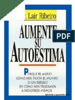 Aumente Su Autoestima - Lair Ribeiro
