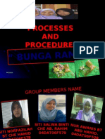 Processes and Procedures