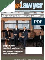 Chicago Lawyer magazine - February issue