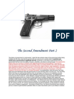 The Second Amendment Part 2