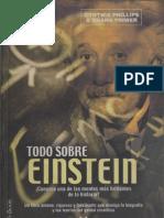 Todo Sobre Einstein Cynthia Phillips.