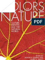The Colors of Nature | Essays edited by Alison H. Deming and Lauret E. Savoy