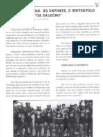 Historia Waterpolo Pontevedra-Familia Malecho- Revista Cedofeita
