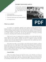 General Construction Site Safety - 2003- GABARITO - impressão