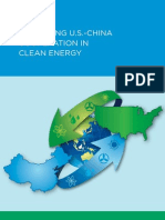 Sustaining U.S.-China Cooperation in Clean Energy