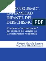 El-oenegismo - Alvaro Garcia Linera