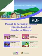 Manual Formacion Politica