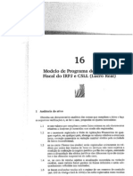 Modelo Programa Auditoria Fiscal Do IRPJ_CSLL Lucro Real