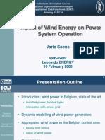 impact wind system