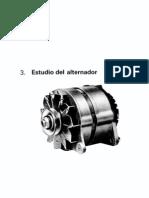 Curso de Electricidad Del Automovil - Estudio Del Alternador
