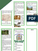Lugares Turisticos de Callahuanca