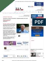 Asesinan a Dario Fernandez, exgobernandor de Coclé _ Noticias de Panama _ La Estrella Online