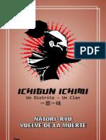NATORI-RYU VUELVE DE LA MUERTE