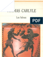 Carlyle, Thomas - Los Héroes