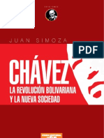 128581946 Chavez y La Revolucion Bolivariana y La Nueva Sociedad