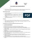 Clinical Instr Job Description