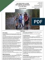 201303 Newsletter