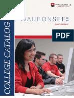 Waubonsee Catalog 2008-2009
