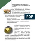 Aplicaciones en La Industria Alimentaria Belgica