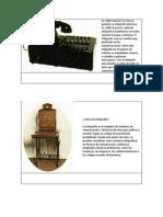 Evolución del telégrafo