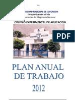 PLAN ANUAL DE TRABAJO 2012 tania.docx