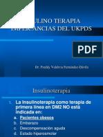 Insulinoterapia- UKPDS