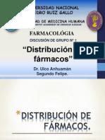 1. Distribucion de Farmacos