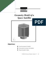 Patran Lesson01-301 Geo Satellite