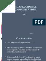 Communication in Organization UL