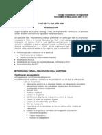 Propuesta Ruc 2008