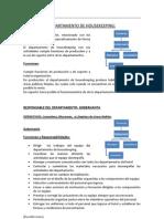 Manual de Procedimientos para Mucamas