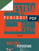 Maestria+Periodismo FINAL 6 DIC 2011