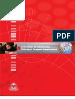 Indicadores de la educación Chile en el contexto internacional 2009