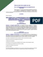 Reglamento de la SAT para la contratación de Servicios, Delegación de Funciones y otorgar Mandatos Judiciales