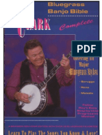 (Method of Banjo) Roy Clark Bluegrass Banjo Bible Complete
