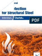 Fire Protection for structural steel