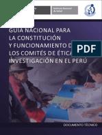 Guia Comités de etica
