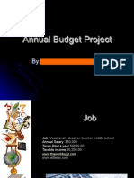 Example #1 Future Budget Project